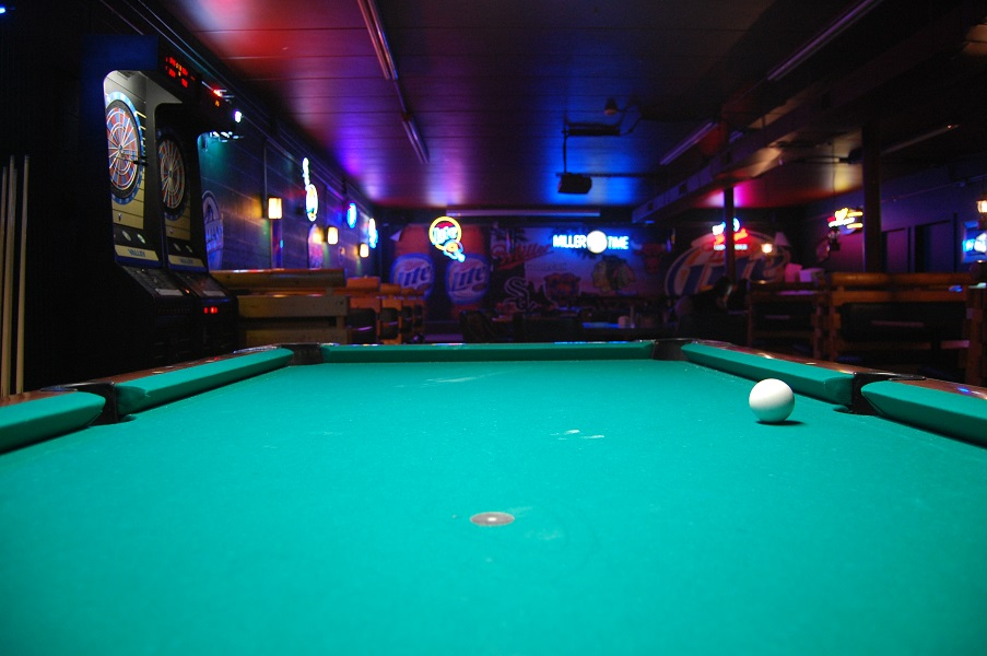 Pool, Darts, Air Hockey & More