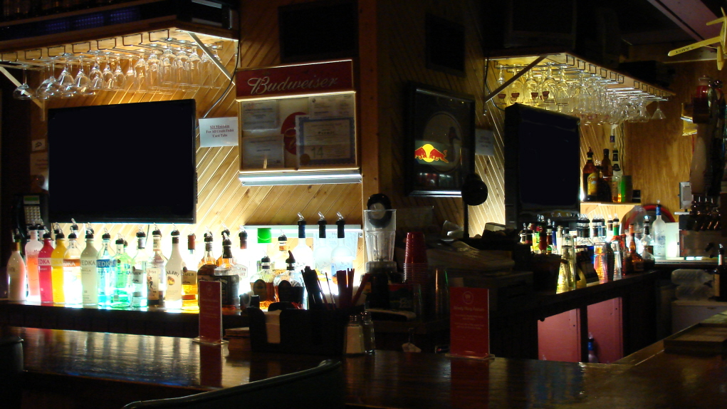 Full Bar | Open Late